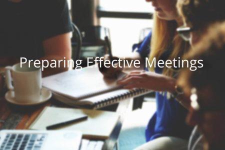Preparing-Effective-Meetings