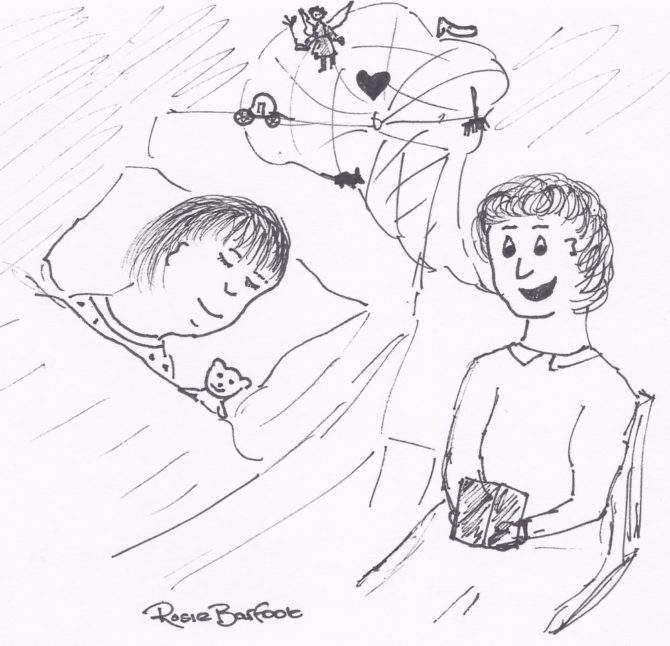 Cartoon storytelling