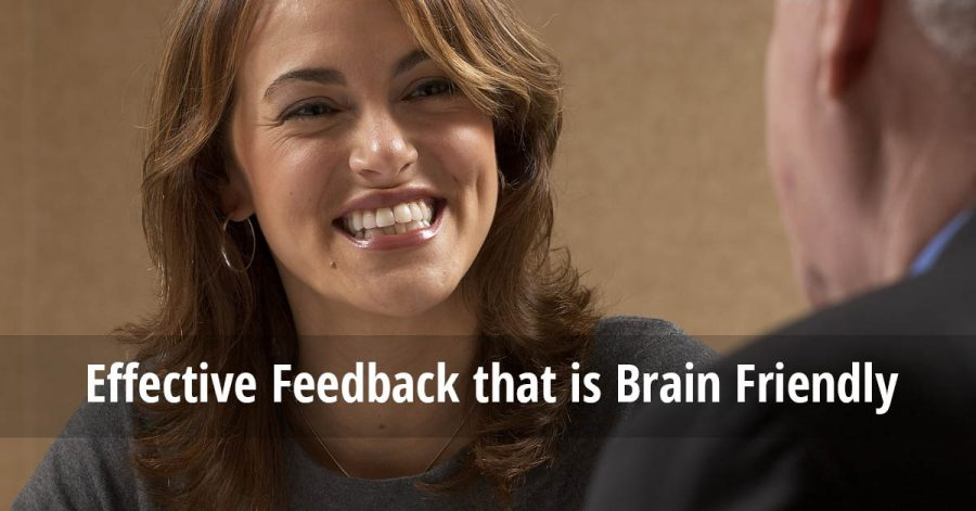 Effective Feedback that is Brain Friendly